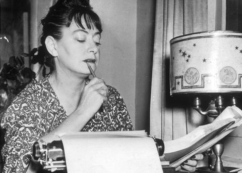 Both Dorothy Parker and Christina Reihill were children of privilege
