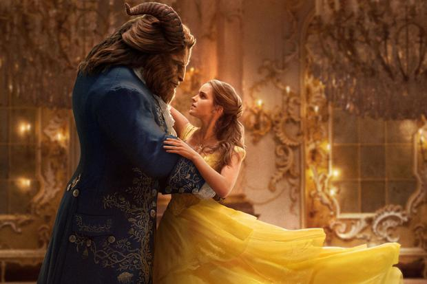 Dan Stevens and Emma Watson star in Disney's new 'Beauty and the Beast'