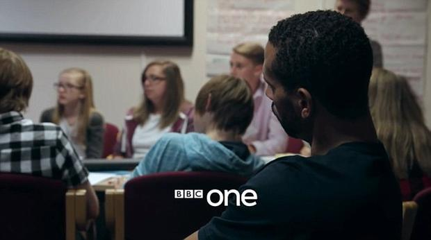 Rio in his documentary Rio Ferdinand: Being Mum and Dad