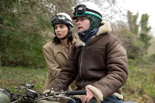 Flashback to the 1940s: Rooney Mara and Jack Reynor in The Secret Scripture
