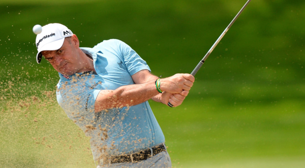 Paul McGinley has been forced to withdraw from the BMW PGA Championship due to injury Photo: Sportsfile