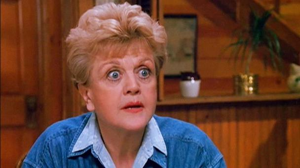 Puzzles: Kirsty is taking a leaf out of Jessica Fletcher's book in Murder, She Wrote