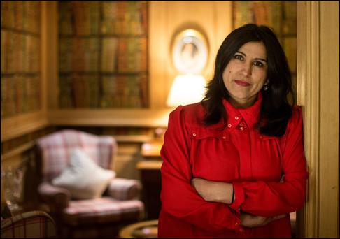 As a teenager, Jasvinder Sanghera rejected the arranged marriage that her parents had expected. She narrates her journey in the book 'Shame'. Photo: David Conachy