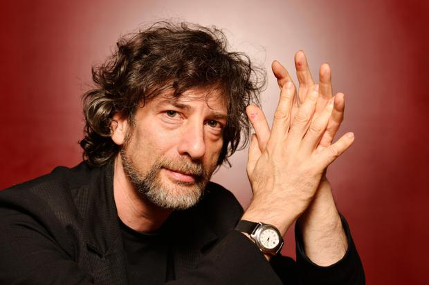 Melting pot: Neil Gaiman's background is a 'giant stew' of Judaism, Scientology and Christianity