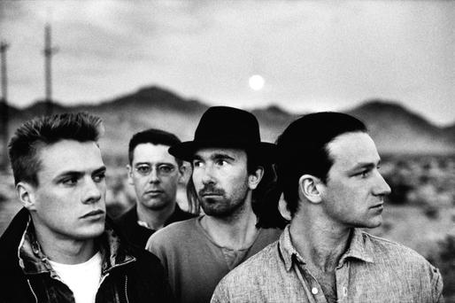 1987 - U2's The Joshua Tree
