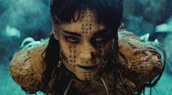Second chance at life: Sofia Boutella plays Amunet in The Mummy