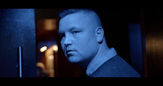John Connors in Cardboard Gangster