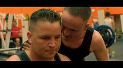 Compelling: John Connors stars in Cardboard Gangsters