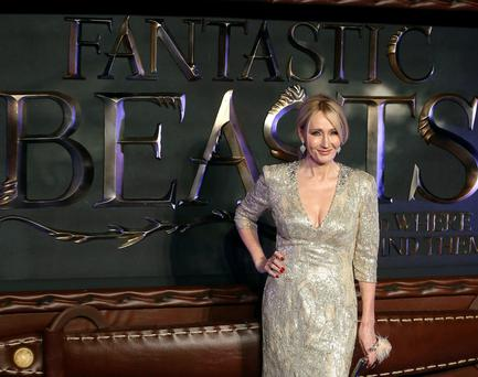 Harry Potter author JK Rowling went from struggling on £70 a week to earning a €680m fortune.
