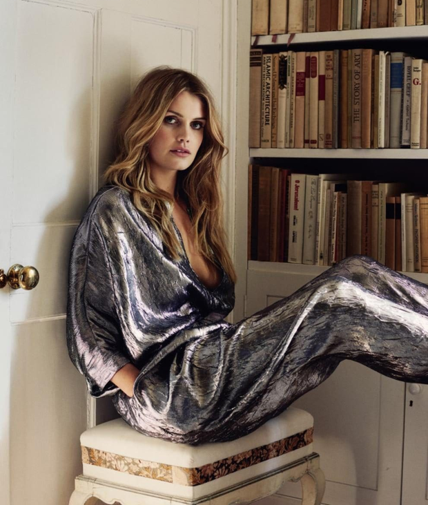 She's got it: Kitty Spencer makes Tatler magazine's list of 'It girls'