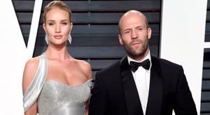 Rosie Huntington-Whiteley announces birth of son with Jason Statham (PA Wire/PA)