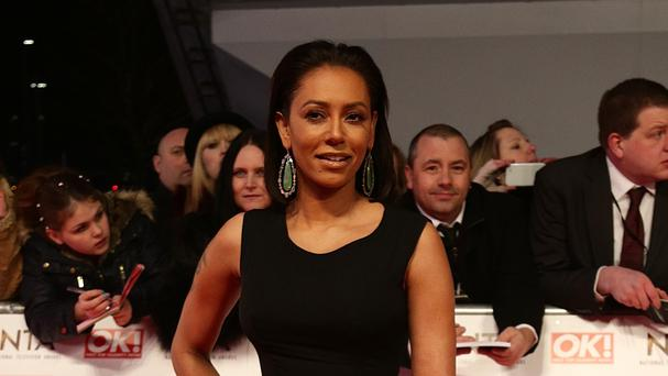 Mel B has spent all her Spice Girls money, the court was told (Yui Mok/PA)