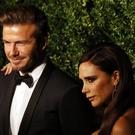 David and Victoria Beckham (Jonathan Brady/PA)