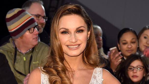 Sam Faiers (Matt Crossick/PA)