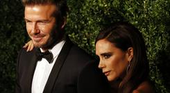 David and Victoria Beckham celebrate their 'little princess' Harper's sixth birthday (Jonathan Brady/PA)