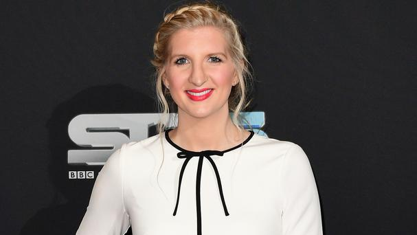 Rebecca Adlington on the difficulties of dating as a sporting star (Ian West/PA)