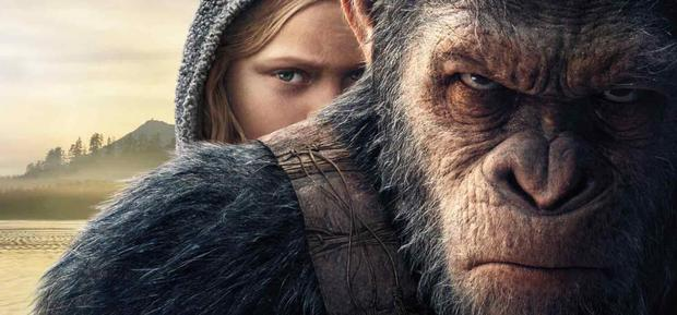 Going ape: War for the Planet of the Apes combines breathtaking special effects and a powerful, poignant narrative