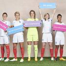 England football stars have joined the campaign (Dan Glover/PA)