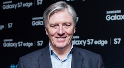 Pat Kenny was 41 years at RTÉ