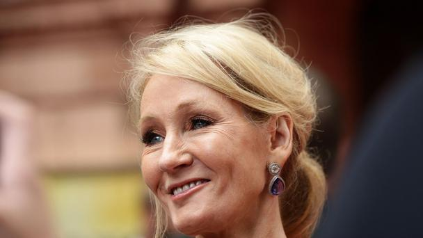 The Harry Potter author has apologised unreservedly (Yui Mok/PA)