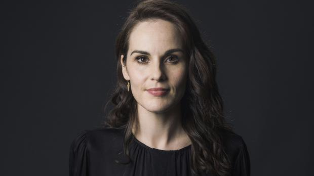 Michelle Dockery joins Bryan Cranston in the National Theatre's Network (Casey Curry/AP/PA)
