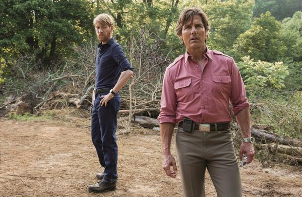 Blockbuster: Gleeson and Cruise in American Made