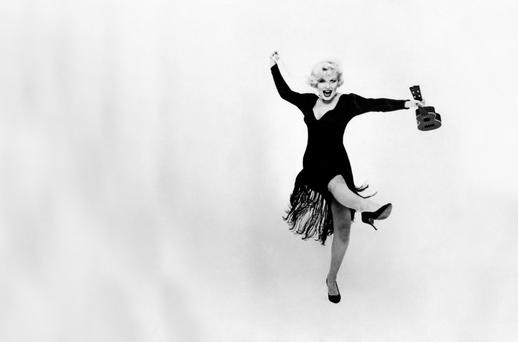 Critics' choice: Marilyn Monroe in poll-topper Some Like it Hot