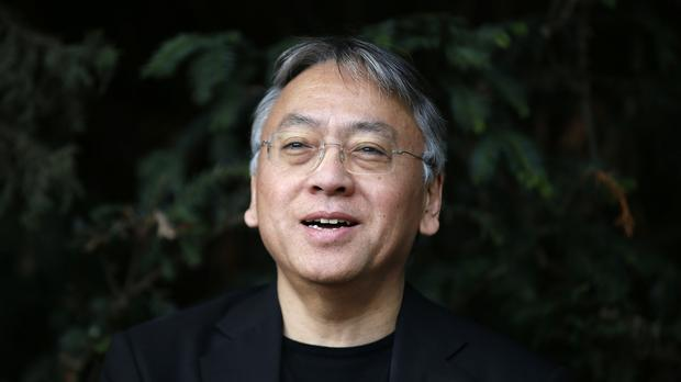 Nobel winner Kazuo Ishiguro: Award brings people together on international level (Alastair Grant/AP/PA)