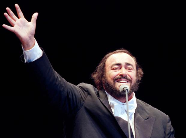 Waiting in the wings: Pavarotti got his big break as an understudy
