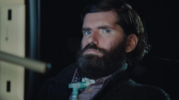Remarkable story: It's Not Yet Dark tells the story of film-maker Simon Fitzmaurice who developed Motor Neuron Disease