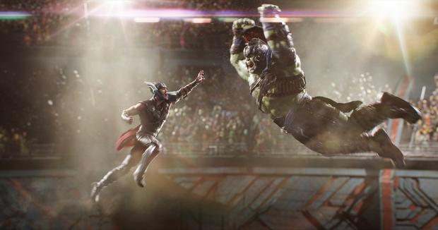 The laugh-Thor lounge: Hulk and Thor are like the Morecambe and Wise of the Marvel franchise