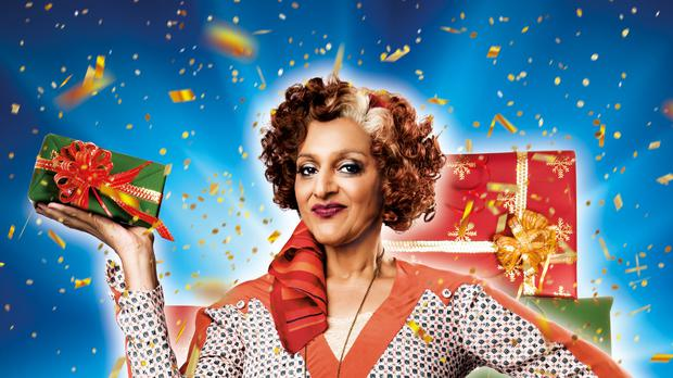 Meera Syal as Miss Hannigan (Annie)