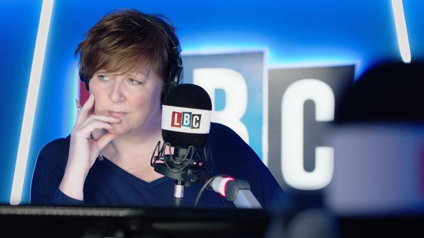 Shelagh Fogarty on LBC (Global)