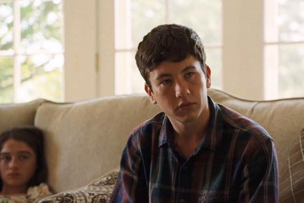 Big year: Barry Keoghan in Killing of a Sacred Deer