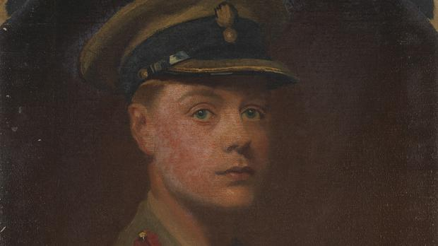 Prince Edward Duke of Edinburgh (King Edward VIII) as Prince of Wales by Francis Owen Salisbury 1917 (National Portrait Gallery)