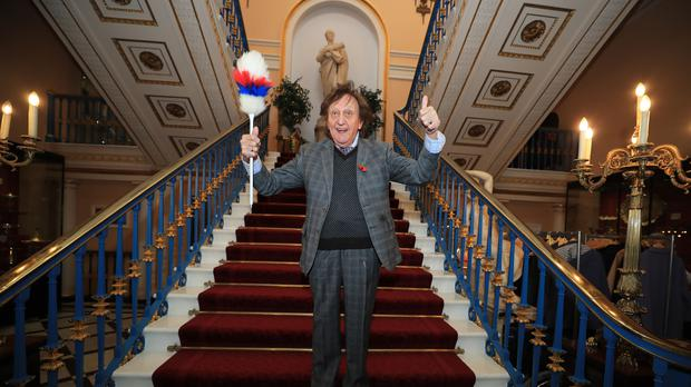 Ken Dodd civic lunch – Liverpool
