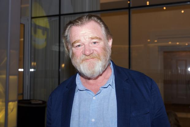 Family affair: Brendan Gleeson's sons have followed in his acting footsteps. Photo: Earl Gibson III/Getty