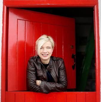'Behind the Half Door, stories of food and folk' by Brighid McLaughlin (pictured) and Kady O'Connell is in good bookshops everywhere. Photo: Gerry Mooney