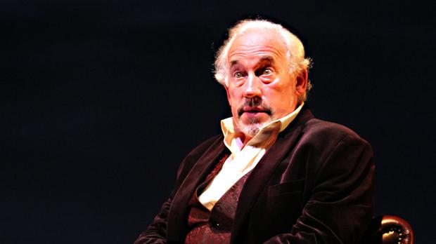 The Mystery of Charles Dickens photocall