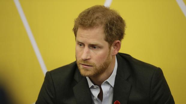 Prince Harry attends opening of THT HIV testing pop-up
