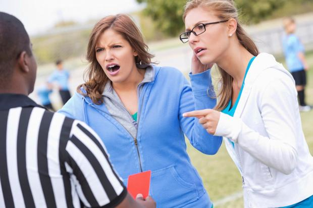 Last straw: former ref Avery Krut says he grew to despise many soccer moms (and dads) who had taken the joy out of the sport