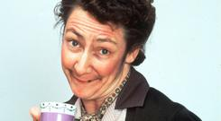 Go on, go on: Mrs Doyle