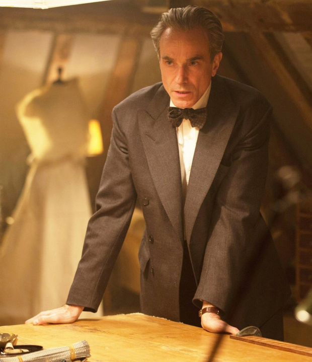 Daniel Day-Lewis in The Phantom Thread