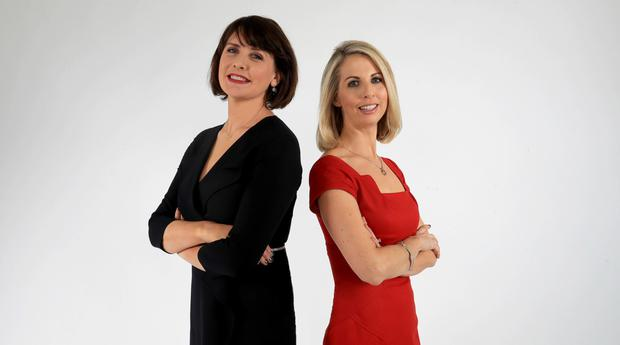 Keelin and Caitriona are picking up the baton on Six One