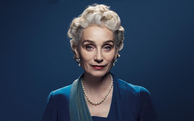 Kristin Scott Thomas as Clementine in Darkest Hour