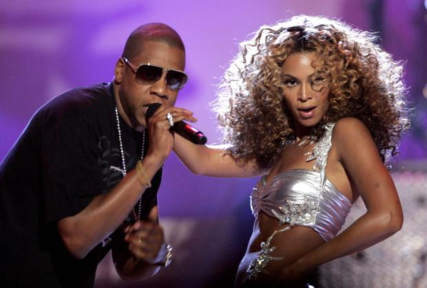 Beyonce and Jay-Z    the celebrity couple who prove that