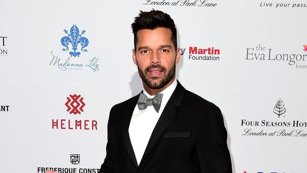 Ricky Martin is in talks to attend the ceremony (Ian West/PA)