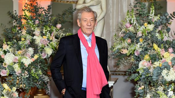 Sir Ian McKellen (Matt Crossick/PA)