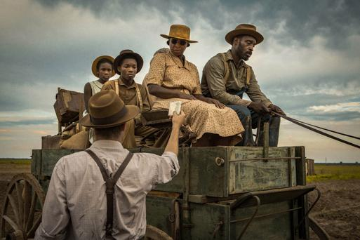 New era: Mudbound has never been released in the cinema