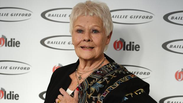 Dame Judi Dench (Kirsty O'Connor/PA)